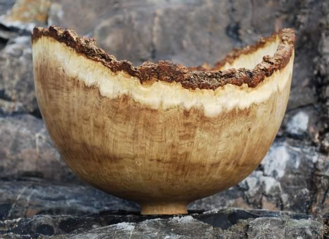 Image of robinia bowl